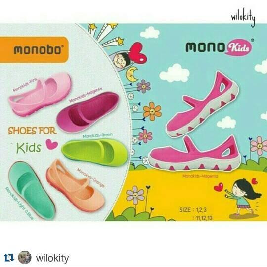 harga Sepatu monobo - tammy kids Tokopedia.com