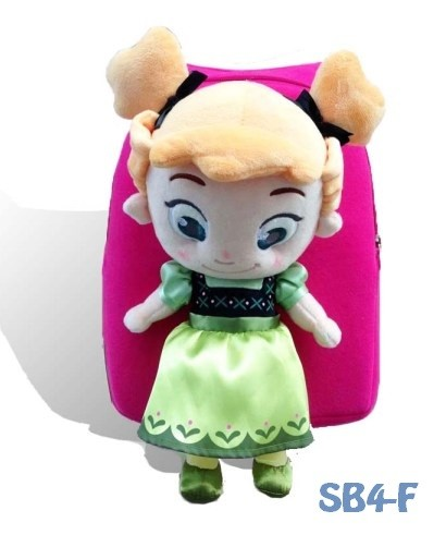 harga Bagpack boneka frozen little pony spiderman ironman Tokopedia.com