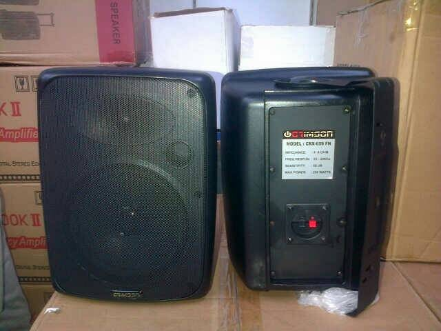 harga Speaker pasif crimson 6  inch Tokopedia.com