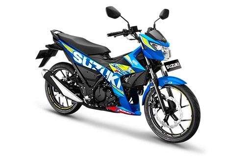 harga Suzuki satria f150 moto gp/blck fire Tokopedia.com