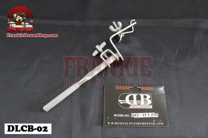 harga Db dlcb-02- holder cowbell rod mount on bass drum Tokopedia.com