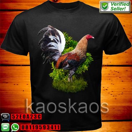 harga Kaos ayam hutan gagah Tokopedia.com