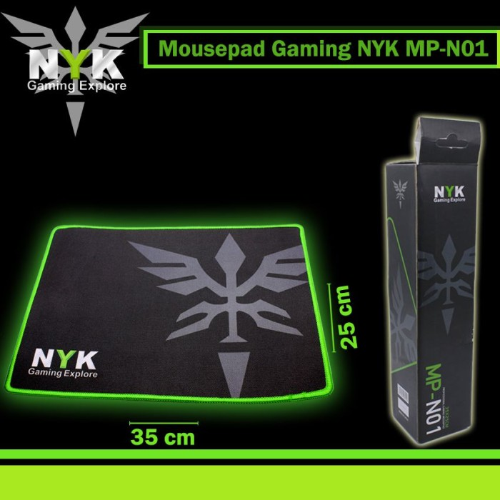 Mousepad Gaming NYK MP-N01