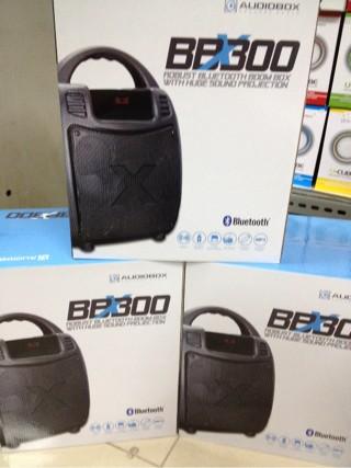 harga Portable speaker boombox bbx 300 audiobox bbx-300 bluetooth speaker Tokopedia.com