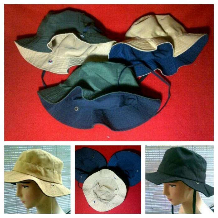 Jual topi rimba promosi topi rimba topi event dan souvenir - sahabat ... dfa02ed68b