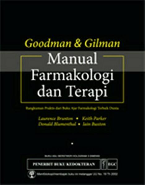harga Goodman & gilman manual farmakologi dan terapi [hc]#petra togamas# Tokopedia.com