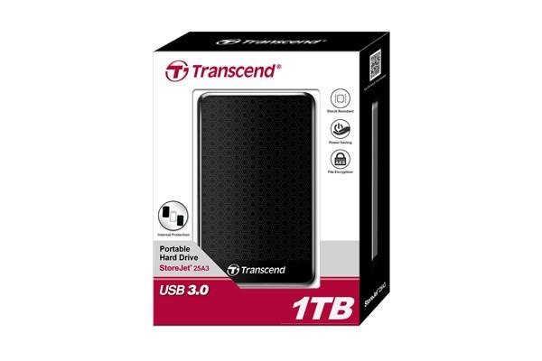 harga Hardisk external transcend storejet 25a3 1 tb - hdd 1tb Tokopedia.com