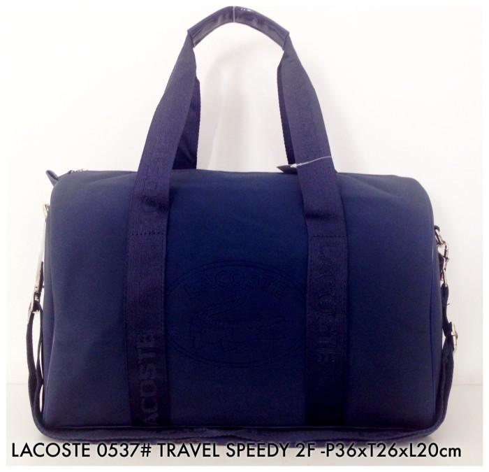 harga Tas travel lacoste handbag selempang travel speedy 0537 - 6 Tokopedia.com
