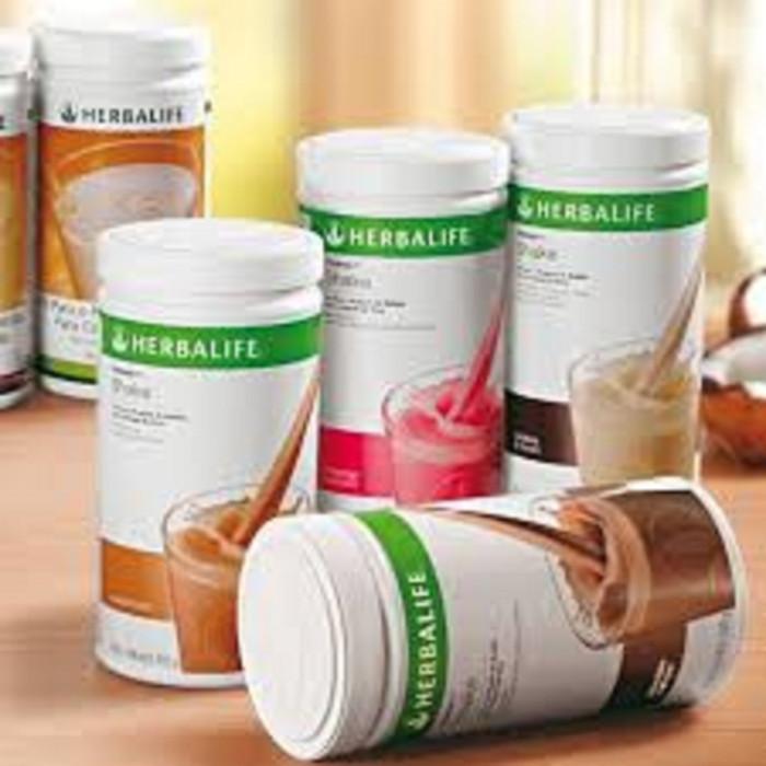harga Shake#f1#herbalife#termurah#susudiet berry vanilla coklat Tokopedia.com