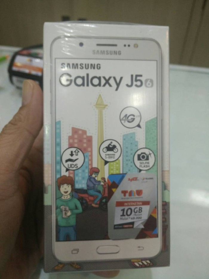 harga Samsung j5 2016 garansi sein 1 thn Tokopedia.com