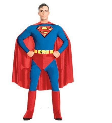 Foto Produk halloween costume SUPERMAN dewasa. kostum superhero COSPLAY SUPERMAN dari Me & Mom - Jimbaran-Bali