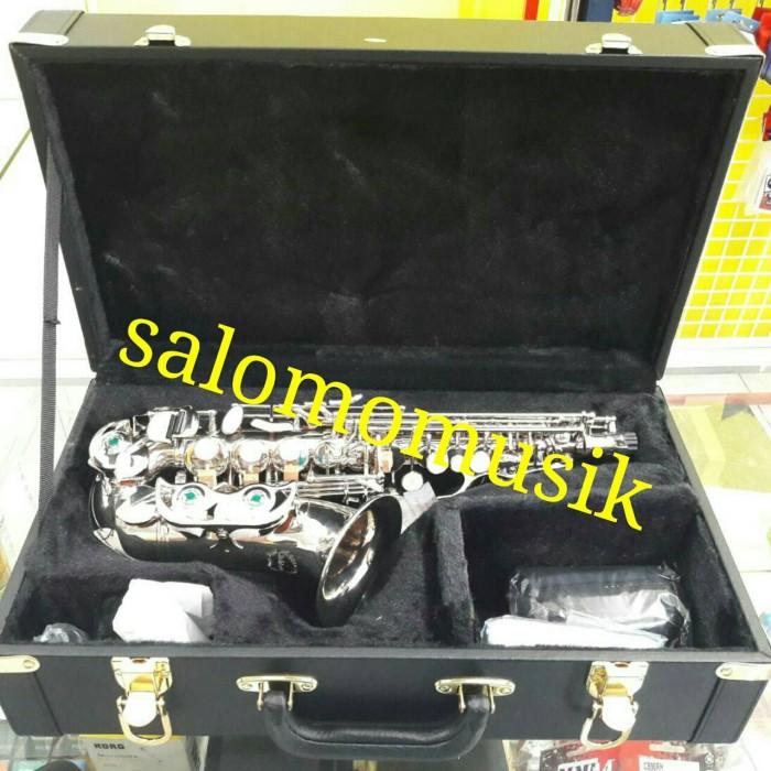 harga Baby saxophone nickel chateau ccs 22 vlnk Tokopedia.com