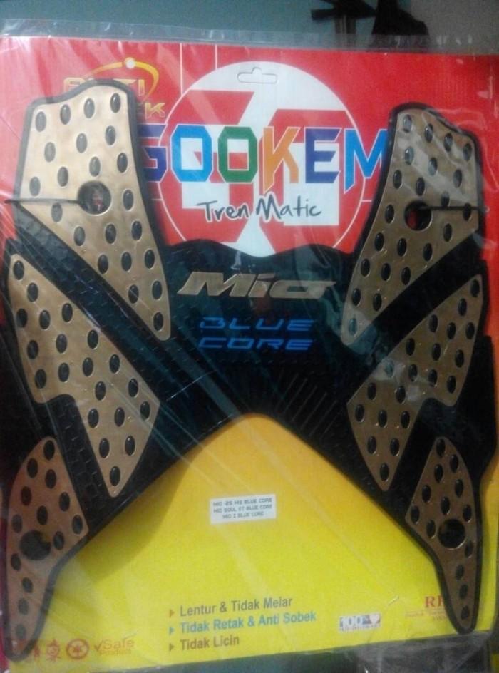 Karpet Motor Mio 125 m3, Mio soul GT, Mio z Blue Core GOLD