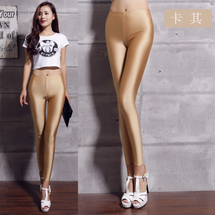 Jual Legging Warna Kulit Silky Strecth Kota Medan Nishi Shop Tokopedia