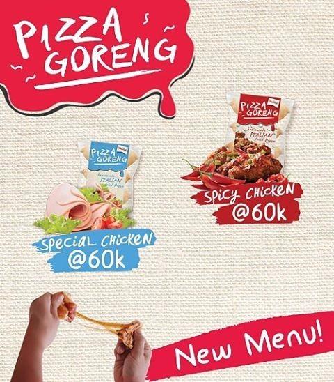 Pizza goreng - special chicken harga Pizza goreng - special chicken Tokopedia.com