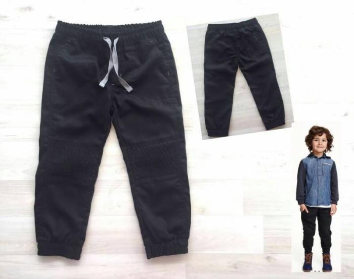 harga 4t Jogger Pants Hitam Celana Panjang Anak Laki-laki Tokopedia.com
