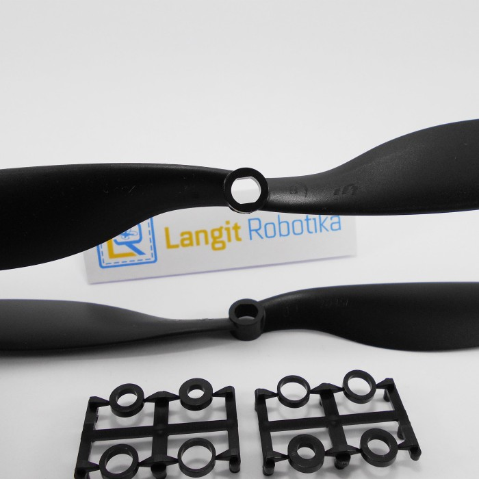 harga 1 pasang propeller 1045 untuk motor dji style 2212 cw & ccw Tokopedia.com