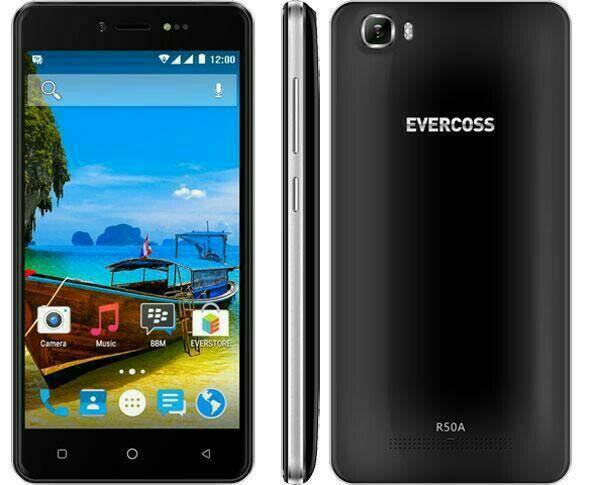 harga Evercoss r50b winner y2 5inch quadcore ram 1gb batre 4.350 mah Tokopedia.com