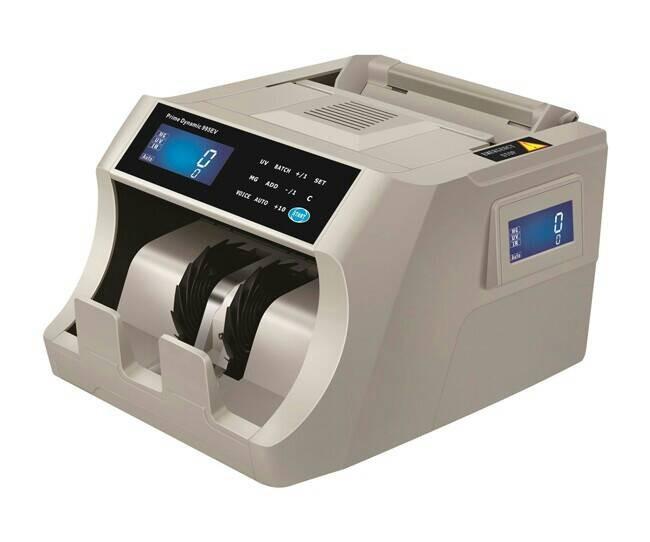 harga Prime dynamic 995ev mesin hitung uang + deteksi uang palsu uv-mg-ir-sa Tokopedia.com