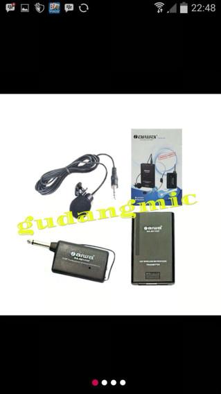 harga Mic Wireless Aiwa 801 ( Single Mic Clip On ) Tokopedia.com