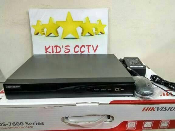 harga Nvr Hikvision Ds-7616ni-e2/ 16p Tokopedia.com