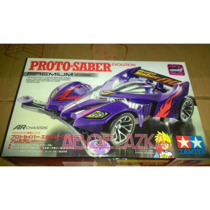 harga Tamiya Proto Saber Evolution Premium Tokopedia.com