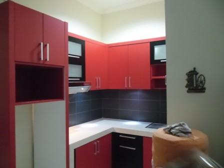 Jual Kitchen Set Bentuk U Bahan Hpl Cv Kembangdjati Furn Tokopedia