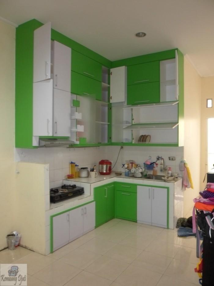 Jual Pesan Kitchen Set Bentuk L Kota Semarang Cv Kembangdjati Furn Tokopedia