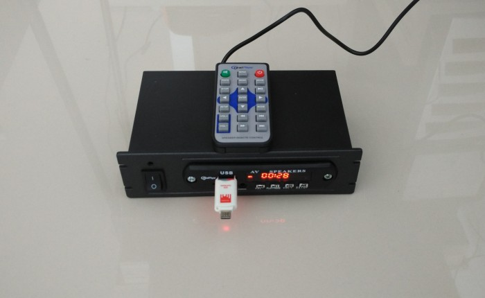 harga Digital video player mp3 mp4 mp5 fm radio support tf / usb movie Tokopedia.com