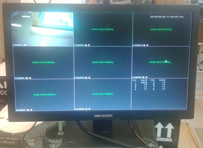harga Monitor cctv hikvision ds-d5019qe Tokopedia.com