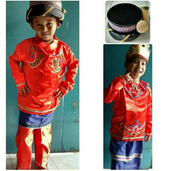 101+ Gambar Baju Adat Anak Tk Paling Hist