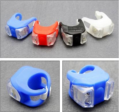 harga Grosir murah lampu silicone / frog lamp / lights sepeda waterproof Tokopedia.com