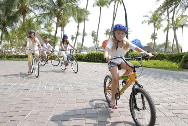 harga Tiket gogreen cycle sentosa singapore sewa sepeda di singapura Tokopedia.com