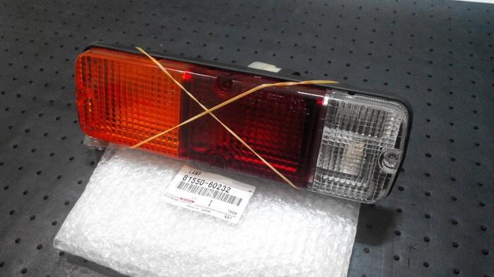 harga Lampu stoplamp original eom toyota hardtop fj/bj Tokopedia.com