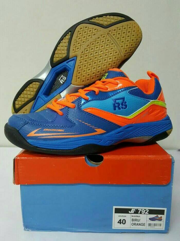 harga Sepatu badminton rs jf 792 Tokopedia.com