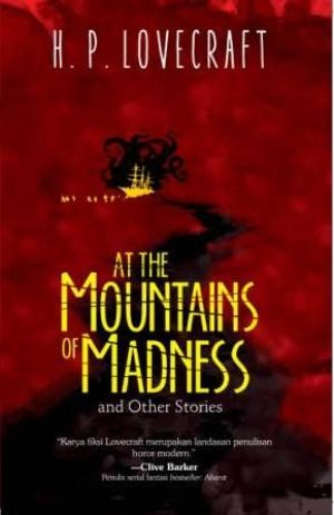 harga At the mountains of madness and other stories Tokopedia.com