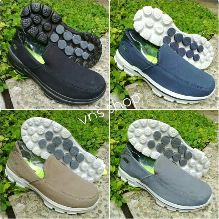 Jual Sepatu Skechers Go Walk 3 Men Salur - JMJ SHOP  47936600ba