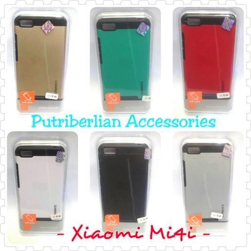 pretty nice 0b866 621e2 Jual Xiaomi Mi4i Hard Case Spigen Case Slim Armor Back Cover / Casing MI4i  - DKI Jakarta - Putriberlian   Tokopedia