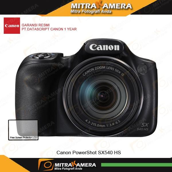 Canon PowerShot SX540 HS Image