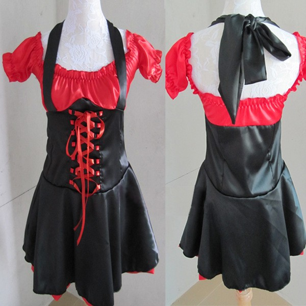 harga Halloween Pirate Girl Dress Costume Kostum Bajak Laut Wanita Tokopedia.com