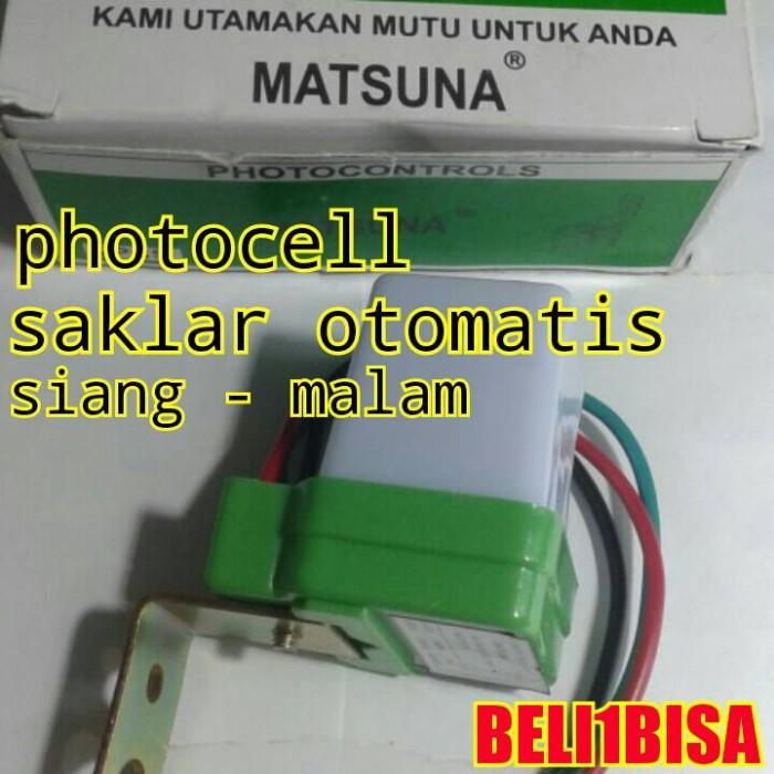 harga Photocell / photocontrols / saklar otomatis Tokopedia.com