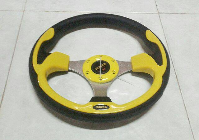 harga Stir racing momo 13 in kuning Tokopedia.com