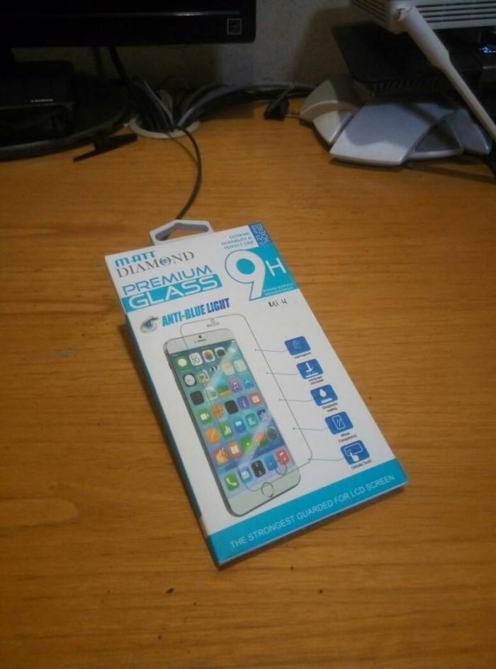harga Xiaomi mi4 matt diamond premium tempered glass anti bluelight filter Tokopedia.com