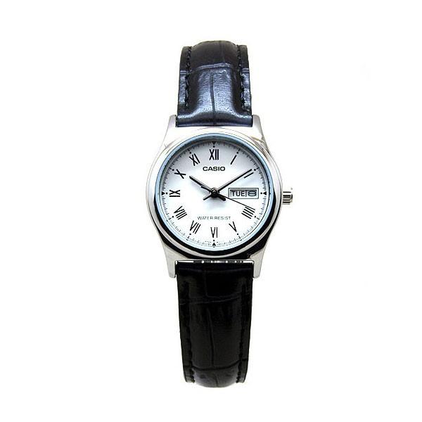 harga Jam tangan casio original wanita strap kulit ltp-v006l-7 casio ladies Tokopedia.com