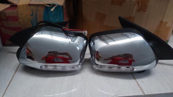 harga Spion Double Elektrik + Lipat Toyota Avanza / Xenia 2005 - 2011 Tokopedia.com