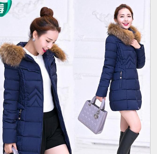 harga Jaket musim dingin (winter coat) model slim casual wanita Tokopedia.com
