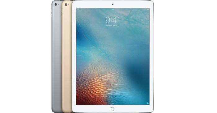 harga Apple ipad pro [129 ] wifi cellular - 128 gb - new original garansi 1 Tokopedia.com