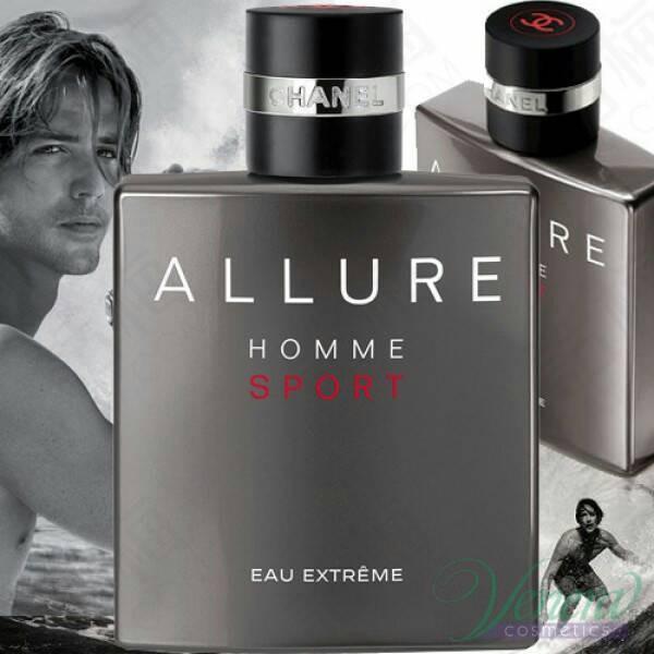Jual Parfum Chanel Allure Homme Sport Extreme Cowok Parfume Pria Man