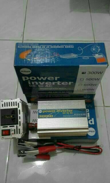 harga Power inverter usat 300 watt dc-12v Tokopedia.com
