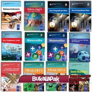 Jual Buku PAKET SMP Kls VII Kurikulum 2013 REVISI 2016 ...